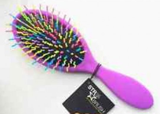 Star Hairbrush